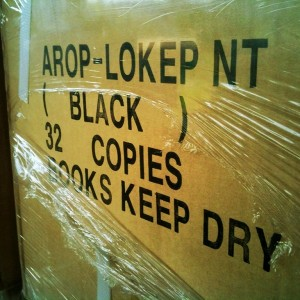 Arop Lokep NT